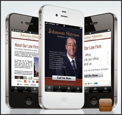 Attorney Business App